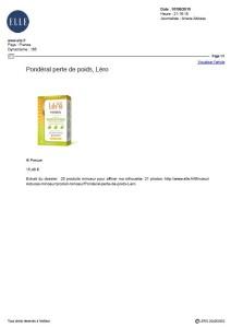150800- LERO PONDEAL ELLE