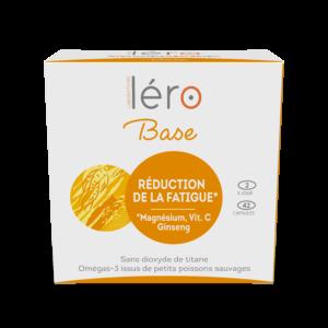 Pack Léro Base - réduction de la fatigue - 4724x4724