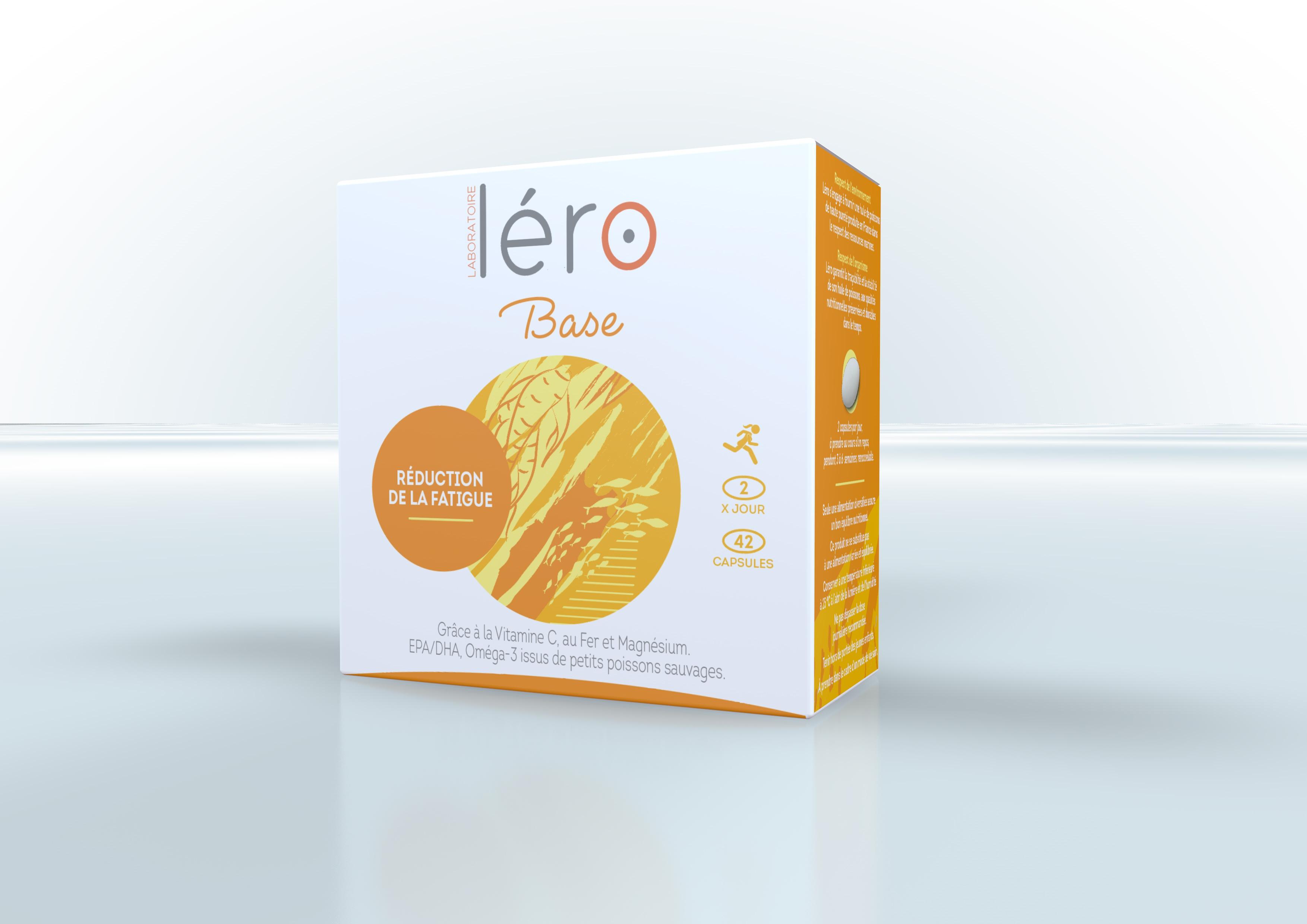 Pack Léro Base - réduction de la fatigue - nouvelle découpe