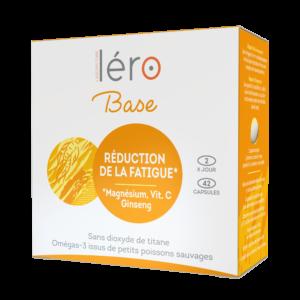 Pack Léro Base - réduction de la fatigue - 2000x2000