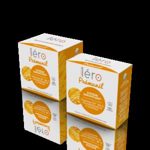 2 Boites capsules Léro Prémunil - bon fonctionnement défenses immunitaires