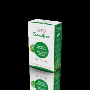 Boite gélules Léro Transifine contre ballonnements et constipation - 3543x3543