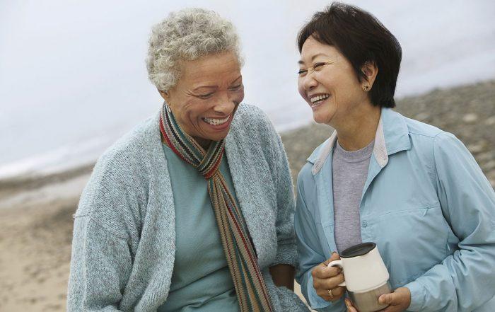 La ménopause une période importante dans la vie d'une femme