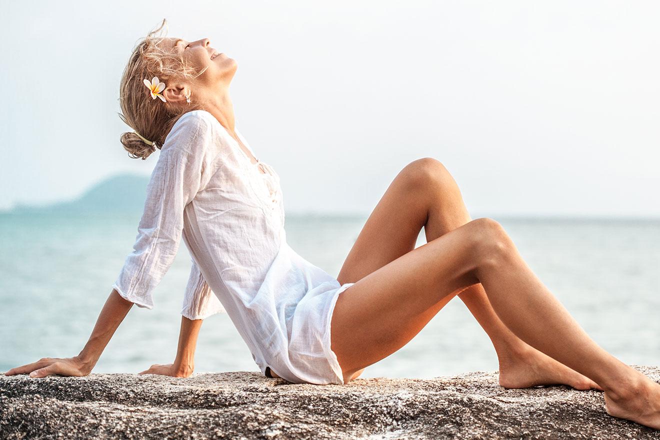 Prendre soin de sa peau et de ses cheveux après le soleil