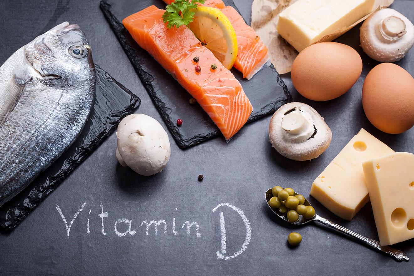La vitamine D : son rôle essentiel en hiver