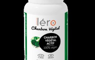 Pack gélules charbon végétal Léro pour inconfort digestif - 876x1176