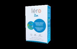 Boite Léro Zen pour lutter contre stress, humeur changeante et retrouver un équilibre émotionnel