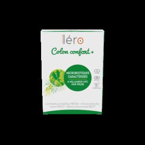 Pack gélules colon confort + Léro pour retrouver calme intestinal